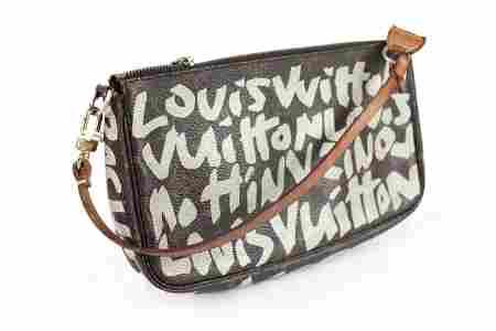 Louis Vuitton Stephen Sprouse GrafitiAccessory Pouch