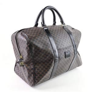 Celine Vintage Boston Shoulder Bag