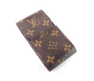 Louis Vuitton Cigarette Case in Monogram Canvas