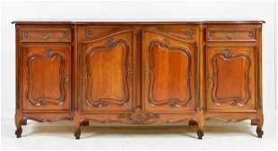 Louis XV style sideboard / server
