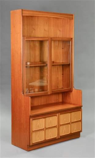 Mid Century Modern Display Cabinet - Parker Knoll