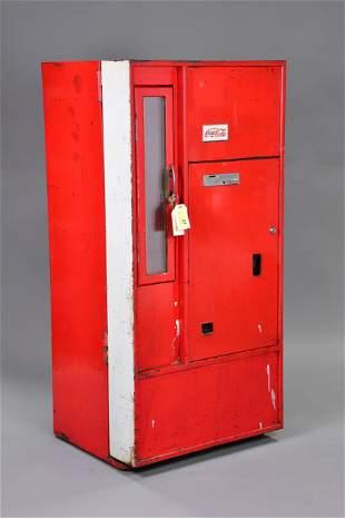 Vintage Vendo 56 Coca-Cola Machine