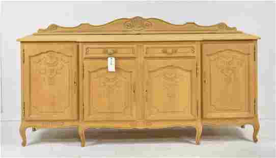 Bleached Country French Server / Sideboard