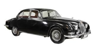 1965 Jaguar 3.4 S Four Sedan