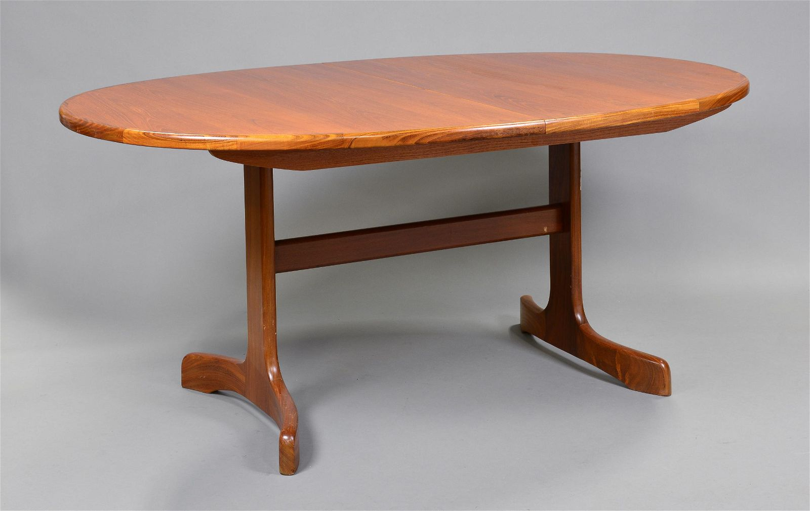 Oval Mid Century Teak Dining Table By G-Plan