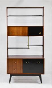 Mid Century Room Divider / Bookcase - Gplan Librenza #1