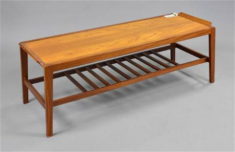 Mid Century Modern Teak Coffee Table by Remploy
