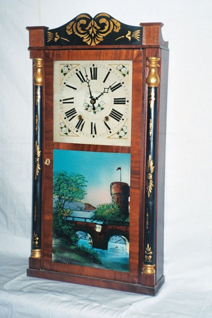 7: Boardman Wells 30 Hour Clock