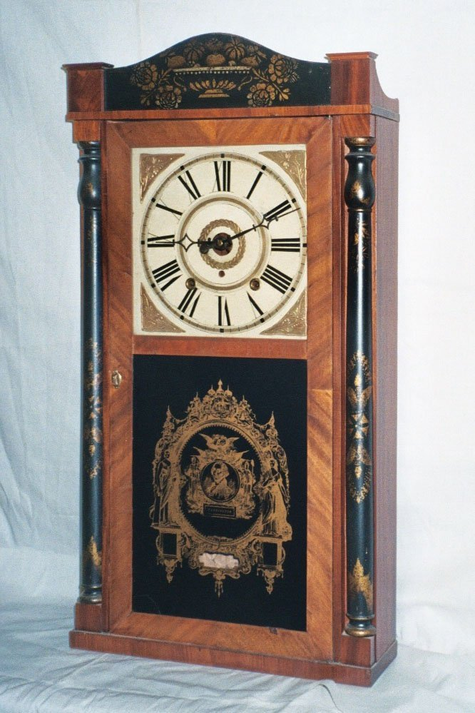 8: Samuel Terry 30 Hour Clock