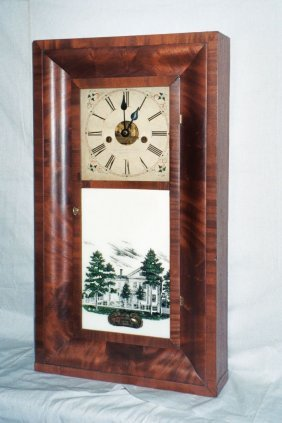 11: Forestiville 8 Day Clock