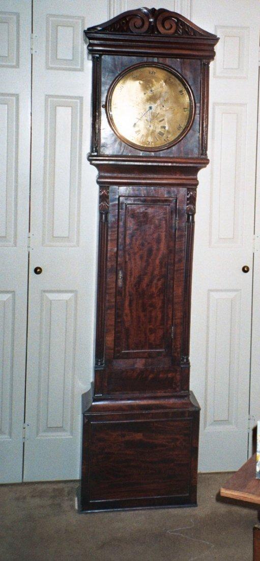 81: English Grandfather Clock - 2