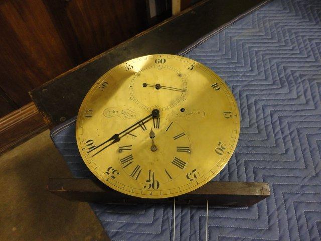 81: English Grandfather Clock - 3