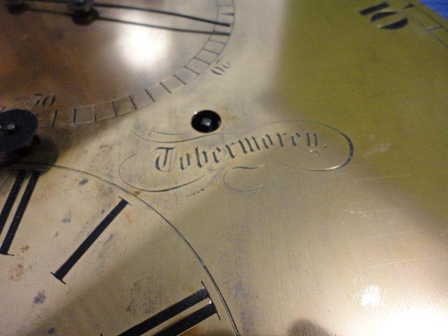 81: English Grandfather Clock - 5