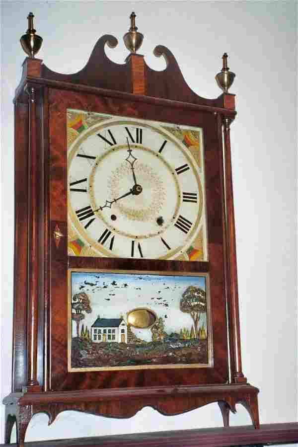 30 Hour Clock by Seth Thomas