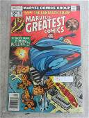 Marvels greatest comics  76 featuring the fantastic