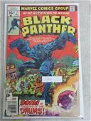 black panther # 7 , 1978 marvel