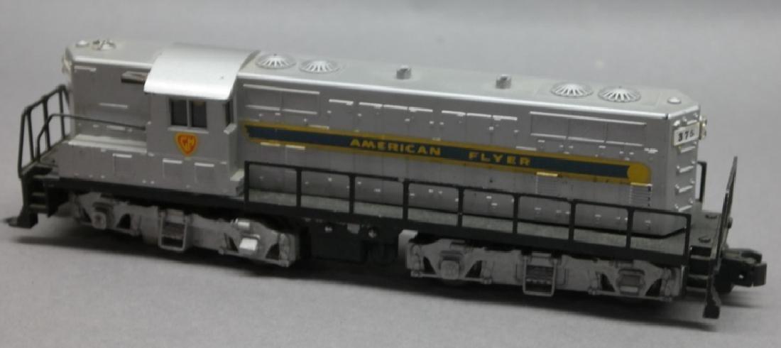 American Flyer Lines 375 GM Train Engine
