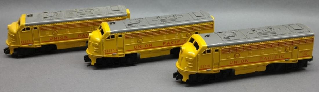 American Flyer Union Pacific 21215 Train Engines