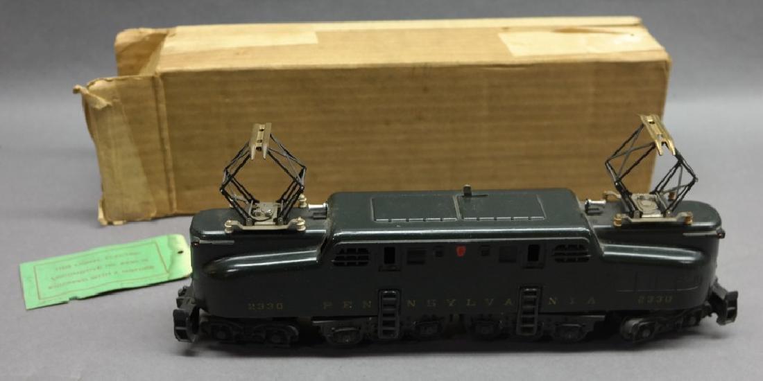 Lionel  Pennsylvania 2330 Train Engine with Box