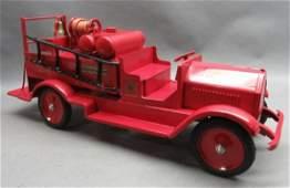 Sturditoys American LaFrance Pumper Truck