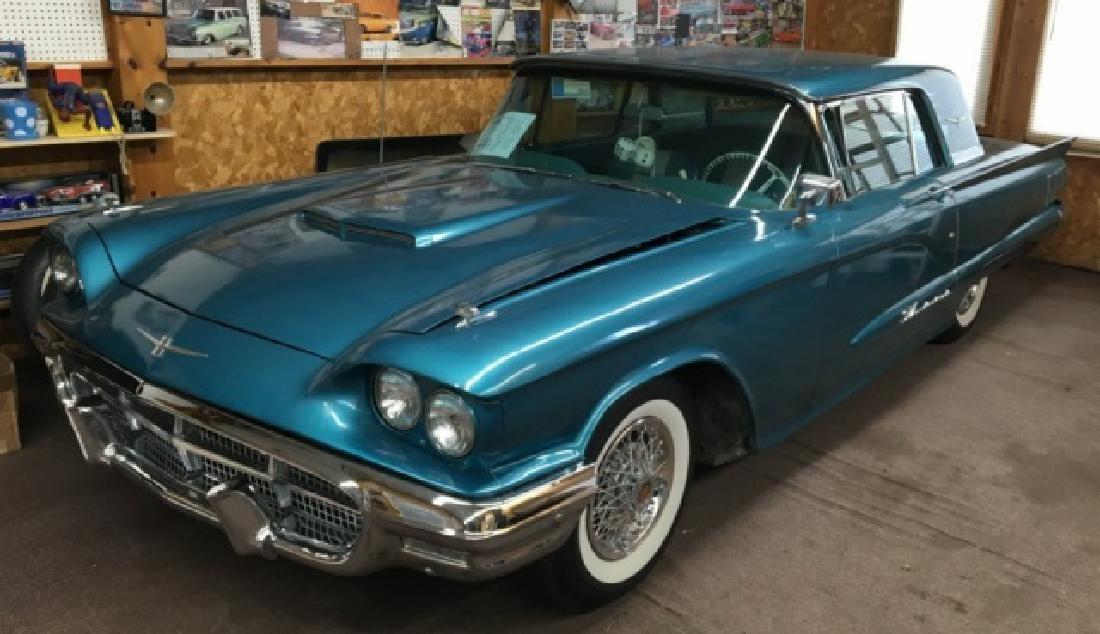 1960 Ford Thunderbird - J-Code