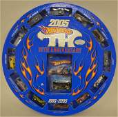 2005 Hot Wheels Collectors Club Treasure Hunt Set