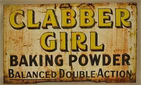 SST Embossed Clabber Girl Baking Powder