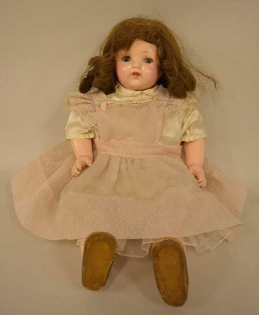 Vintage Effanbee Composition Doll