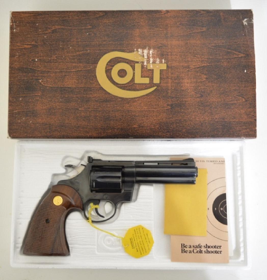 Colt Diamondback 22LR Revolver MIB