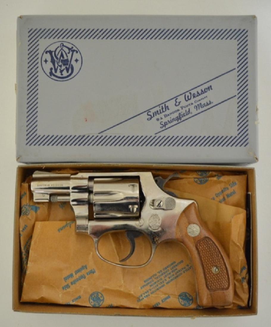 Smith & Wesson 32 S&W Long Model 30-1 Revolver MIB