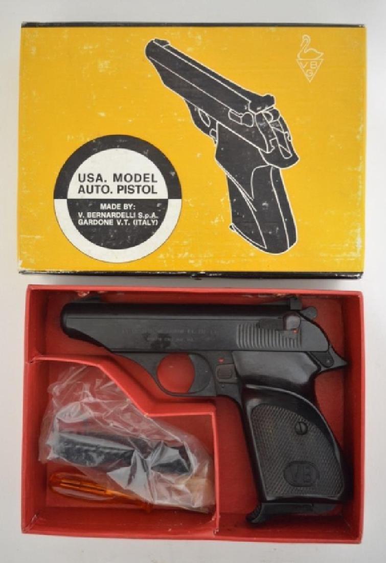 VB Model USA 32 Cal. Semi-Auto Pistol MIB