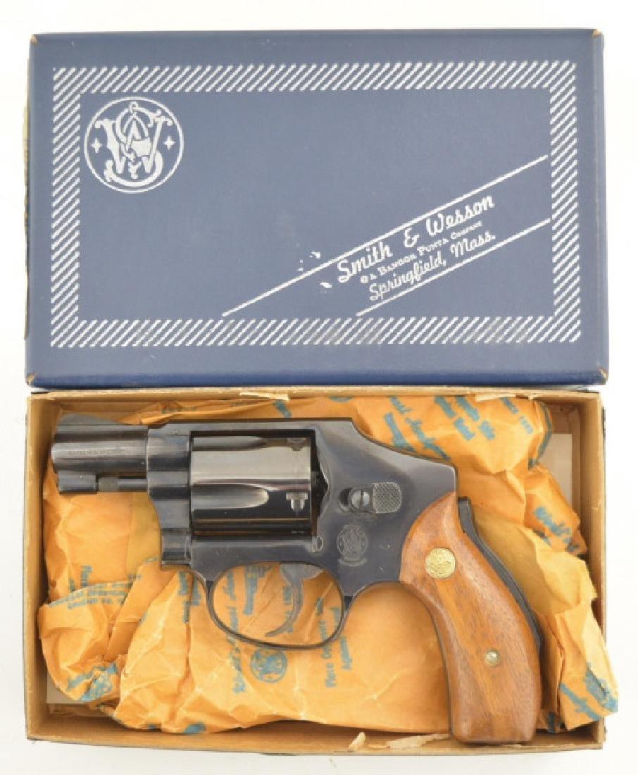 Smith & Wesson Model 40-38 Centennial Revolver MIB
