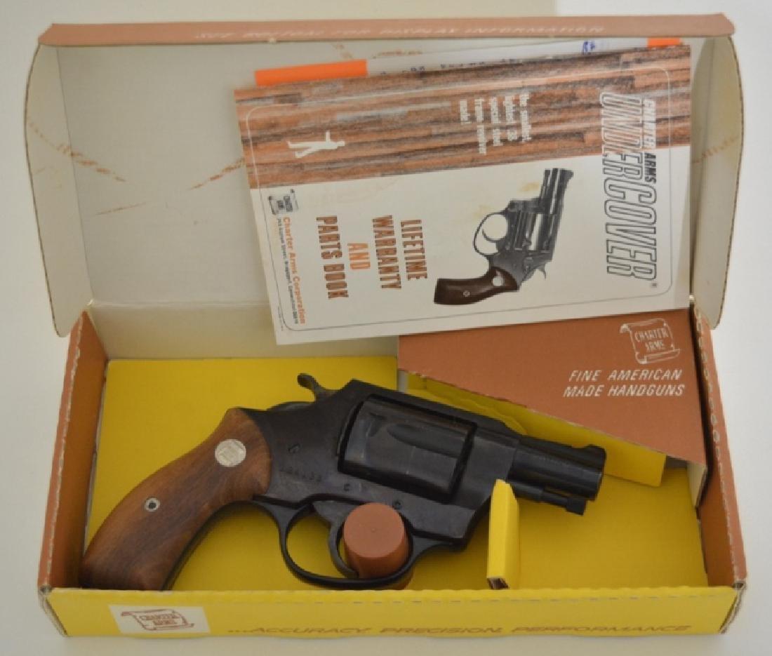 Charter Arms Model 1382 Undercover 38 Revolver MIB