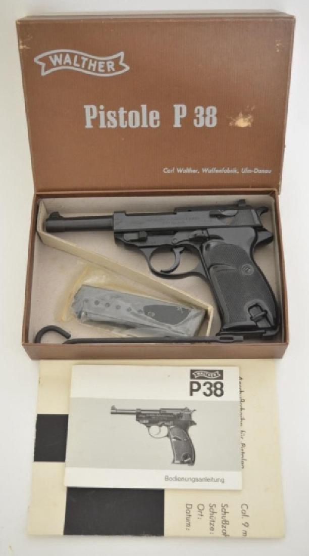 Walther P-38 9mm Semi-Auto Pistol MIB