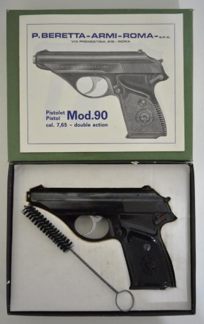 Beretta Model 90 .32 Cal Semi-Auto Pistol MIB