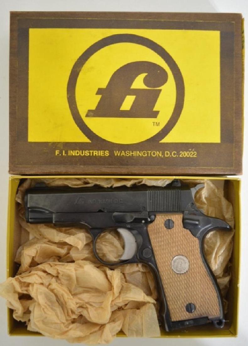 Garcia FI Model D .380 Cal. Semi-Auto Pistol MIB