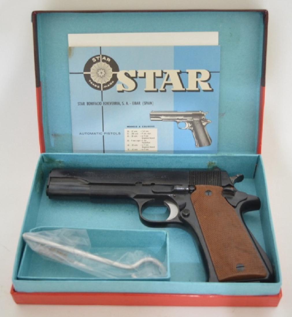 Star Model PS .45 ACP Semi-Auto Pistol MIB