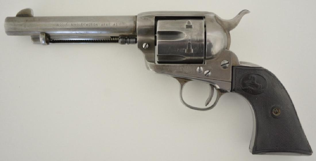 Colt Single Action Army .45 Cal. Revolver