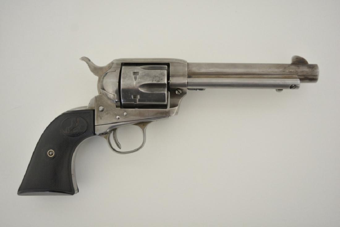 Colt Single Action Army .45 Cal. Revolver - 2