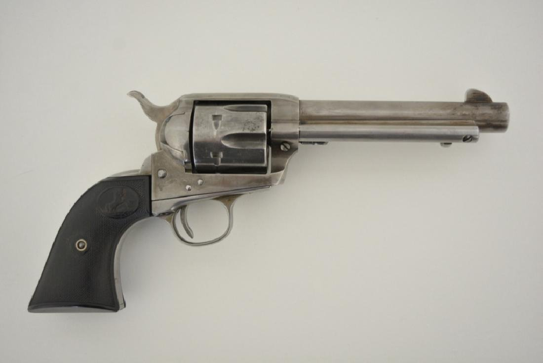 Colt Single Action Army .45 Cal. Revolver - 2