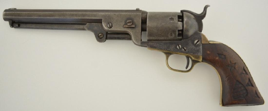 Colt 1851 Navy .36 Cal. Revolver