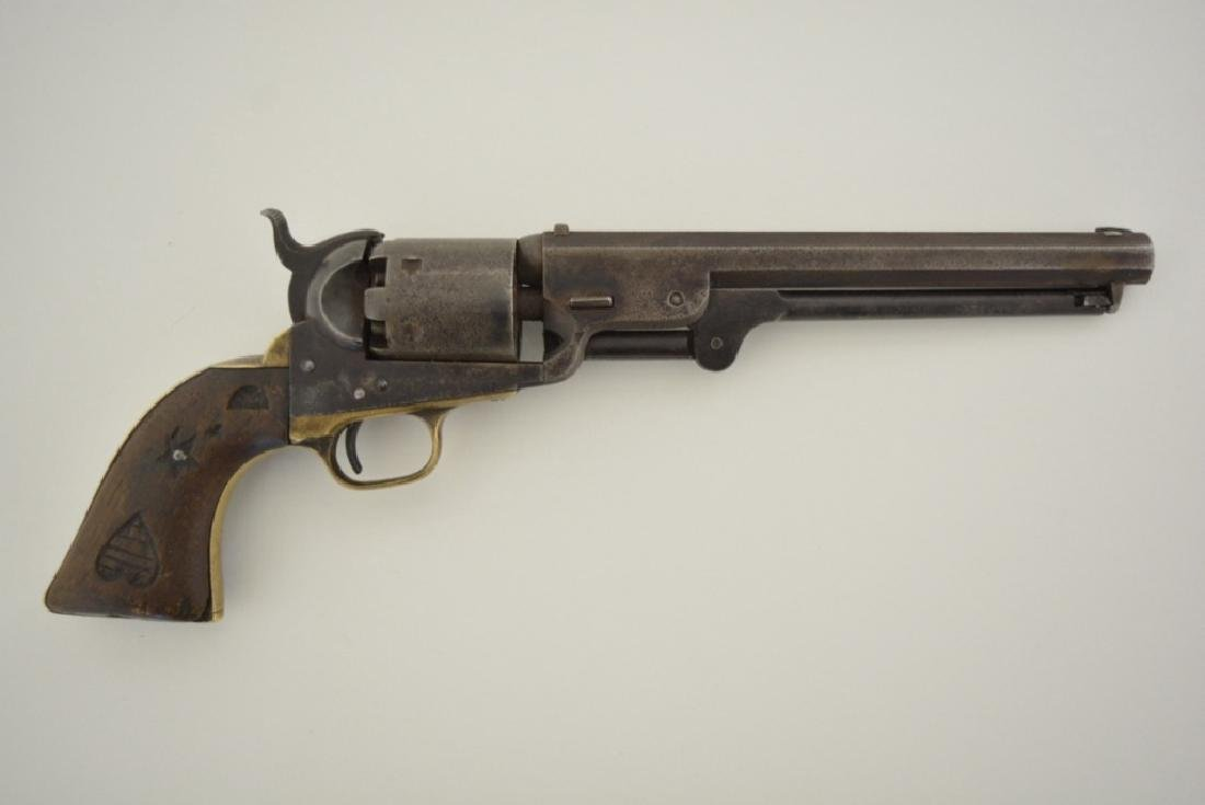Colt 1851 Navy .36 Cal. Revolver - 2