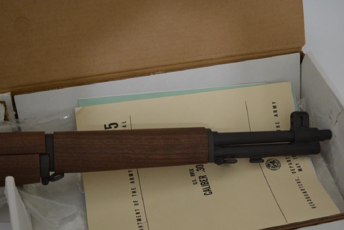 Springfield Armory .30 Cal. M-1 Garand Rifle MIB - 4