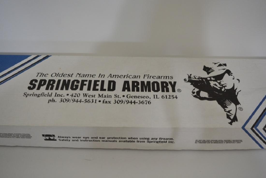 Springfield Armory .30 Cal. M-1 Garand Rifle MIB - 9