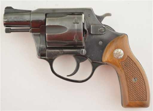 fdc2b08ba0a Charter Arms .38 Special Police Bulldog Revolver