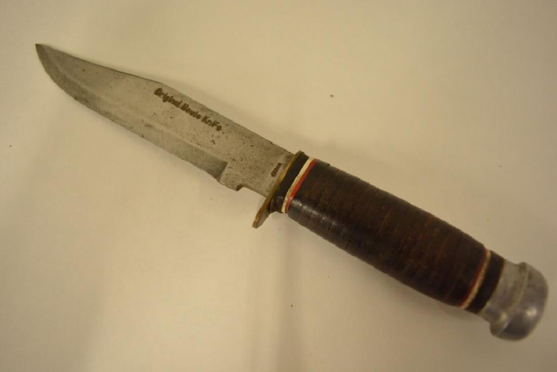 Vintage Original Bowie Knife - 2
