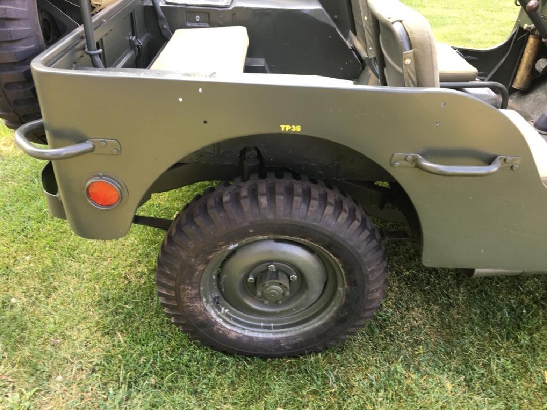 1942 Ford GPW World War II Military Jeep - 15