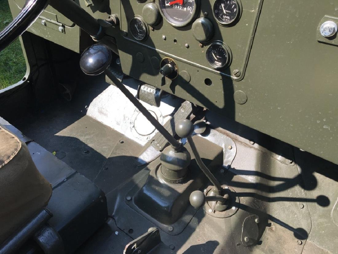 1952 Kaiser Willys M38A1 Military Jeep - 13