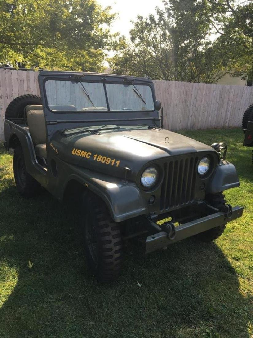 1952 Kaiser Willys M38A1 Military Jeep - 2