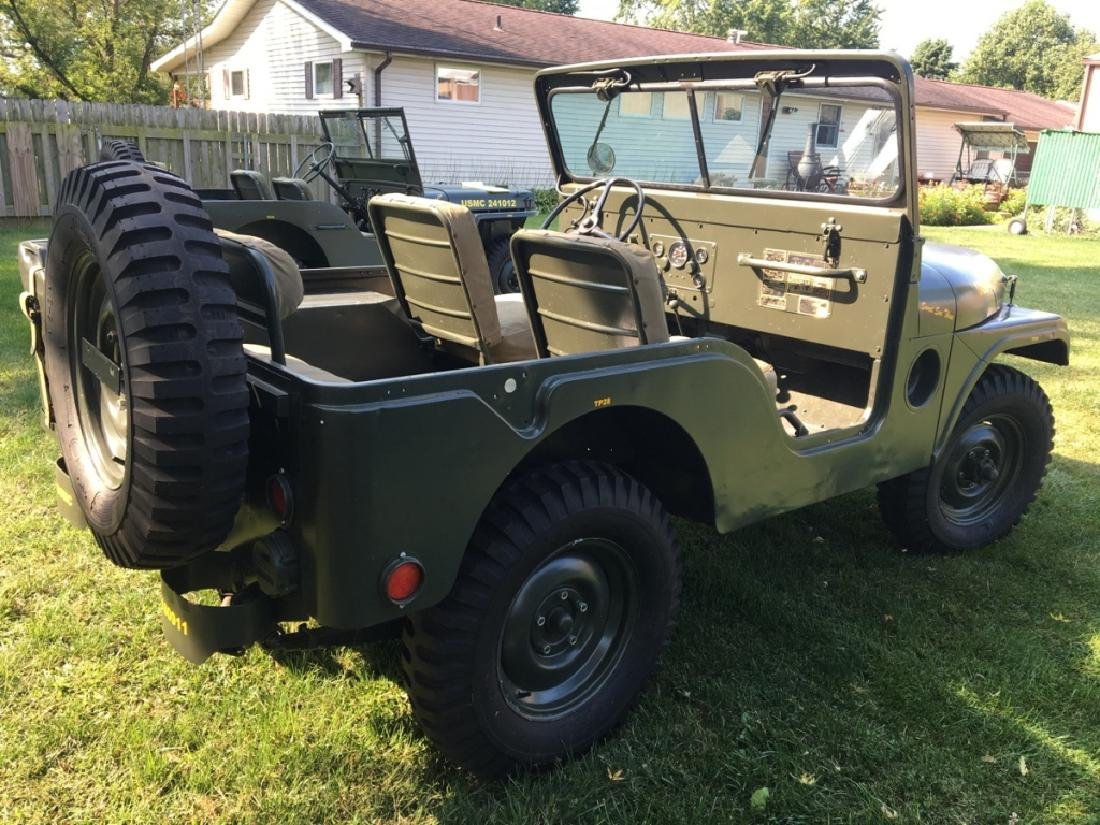 1952 Kaiser Willys M38A1 Military Jeep - 6